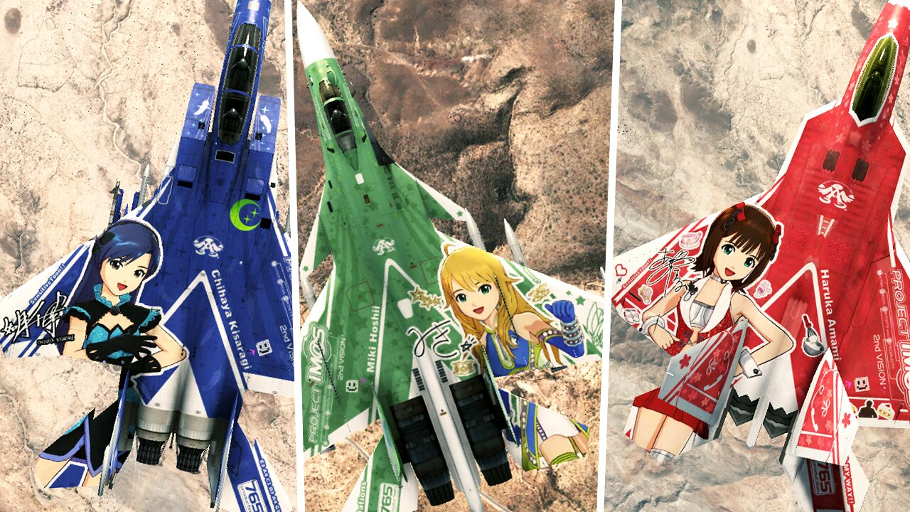 37750THE IDOLMaSTER colorpack
