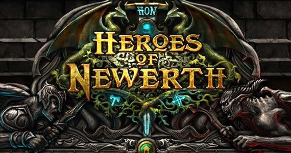 heroes of newerth logo La historia del DOTA: Defense Of The Ancients