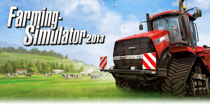 Farming Simulator 2013 logo