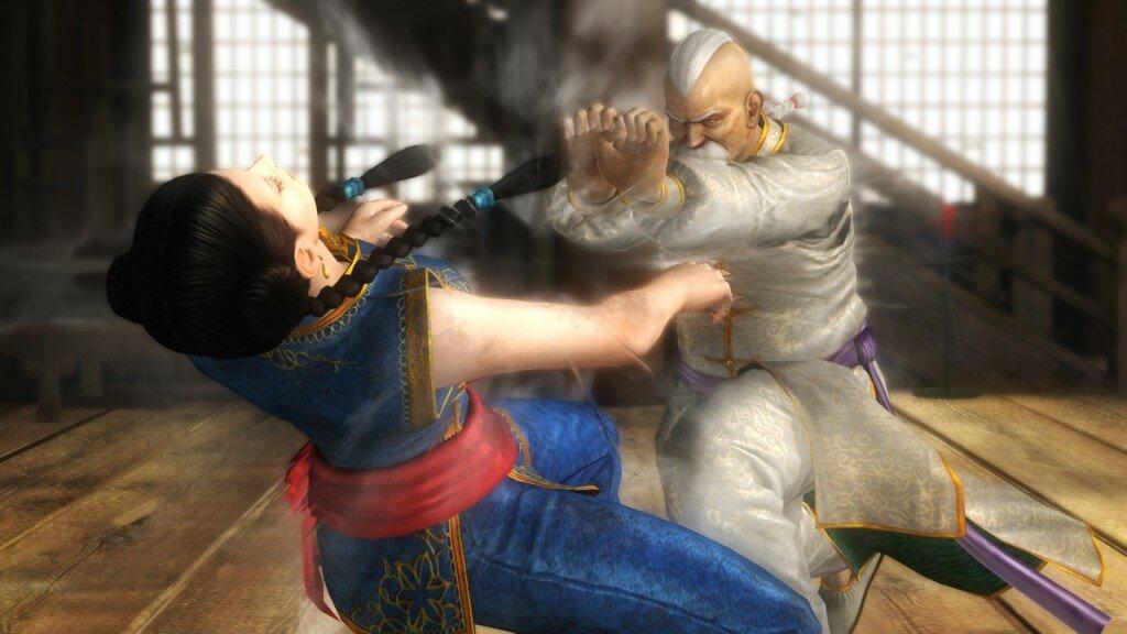Dead or Alive 5: Gen Fu vs. Pai Chan
