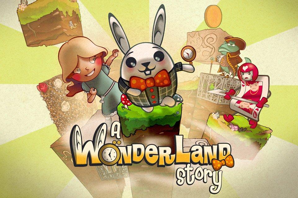 A Wonderland Story_logo