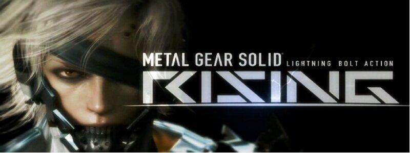 Metal Gear Rising Portada