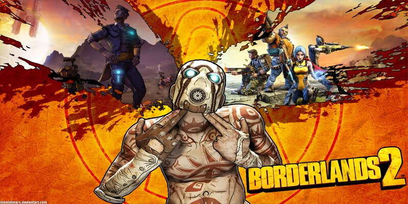 Borderlands 2 destacada