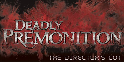 deadly premonition logo