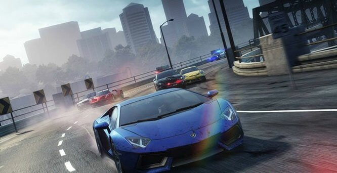 Lamborghini Aventador Need For Speed Most Wanted 1 2012