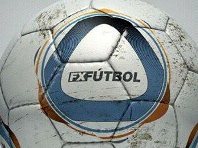 fx futbol logo