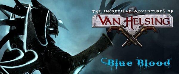 Blue Blood DLC van helsing
