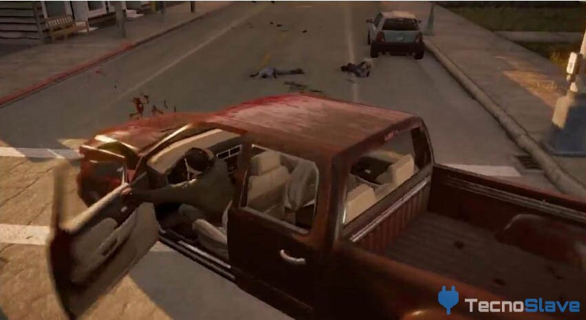 State of Decay Xbox Coche