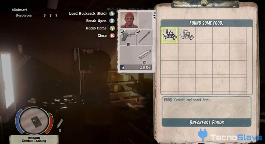 State of Decay Xbox Loot