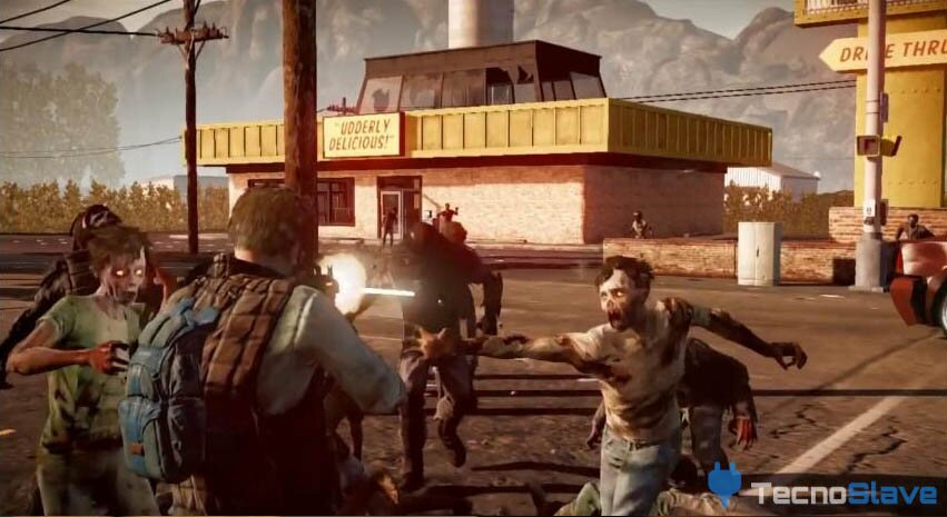 State of Decay Xbox zombies