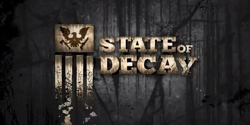 state of decay portada