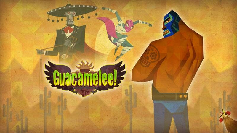Guacamelee! Gold Edition PC