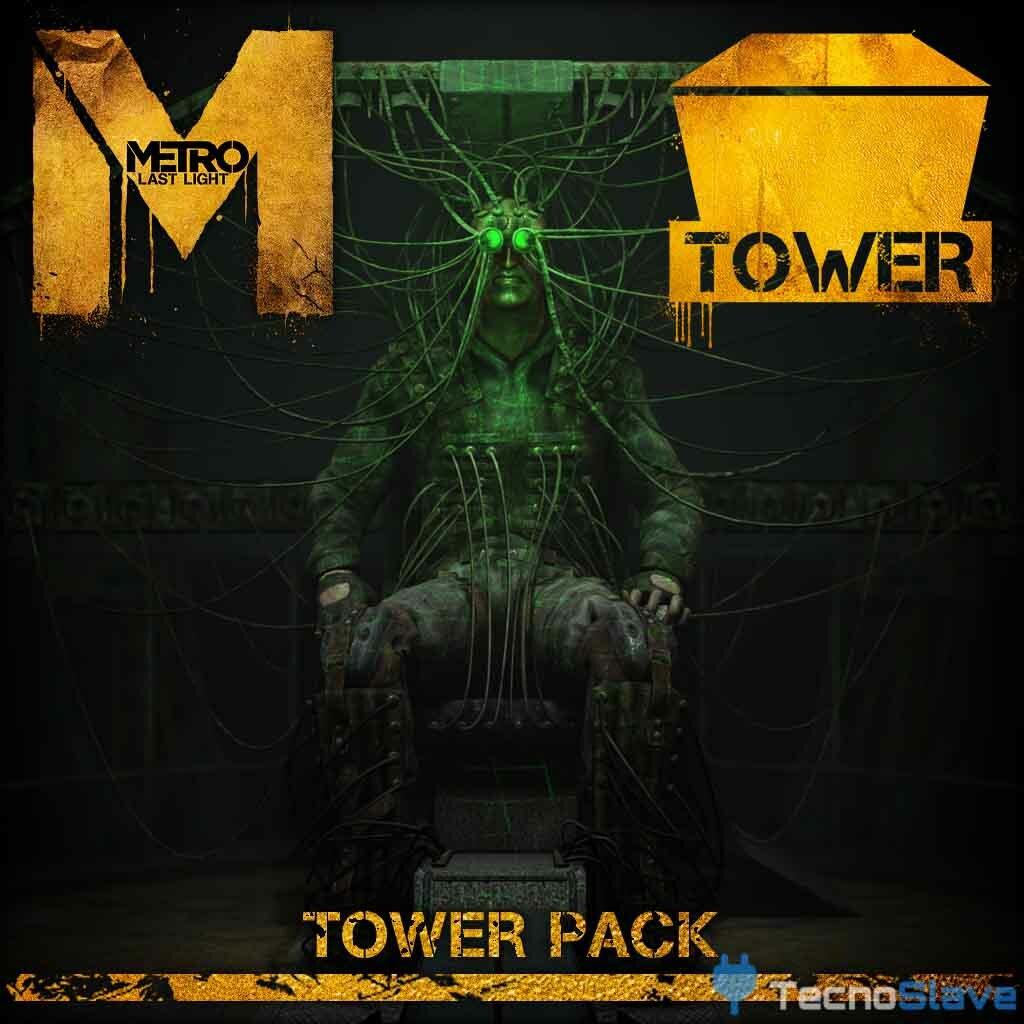Arte Paquete Torre