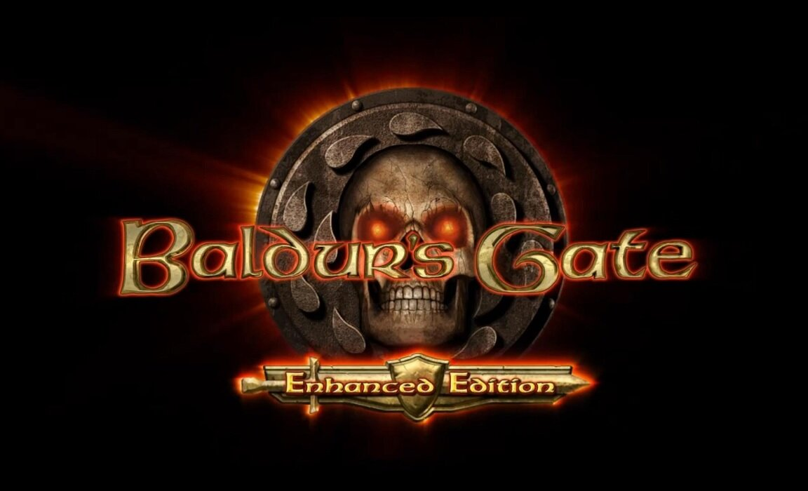 Baldur's Gate Enhanced Edition Logo