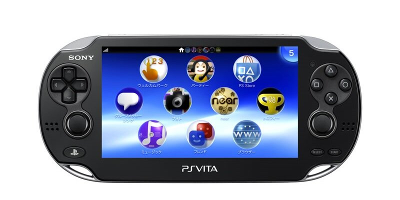 PS Vita portada