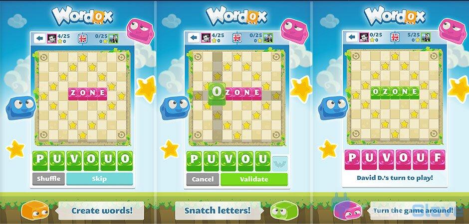 Wordox El Ladrón de Palabras
