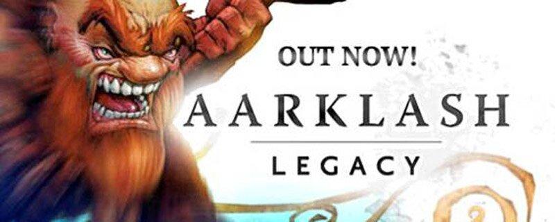 Aarklash Legacy 01