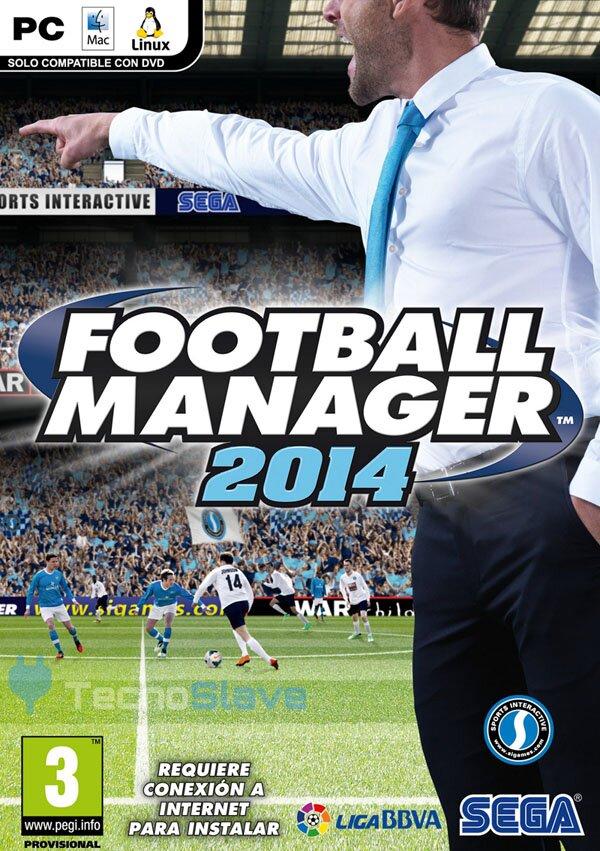 Football Manager Carátula