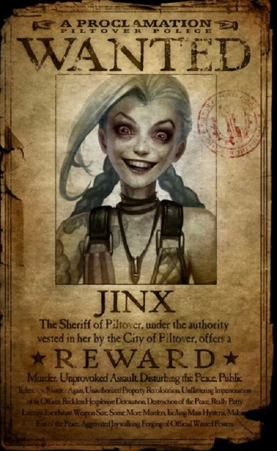 La jugoteca del trol Jinx-3