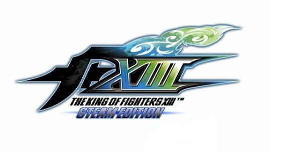 KoF XIII Steam Edition Logo