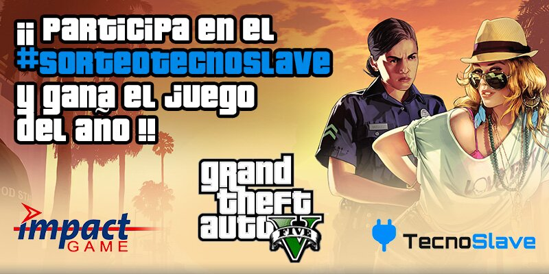 Sorteo GTA V juego gratis xbox360 PS3 PC Steam
