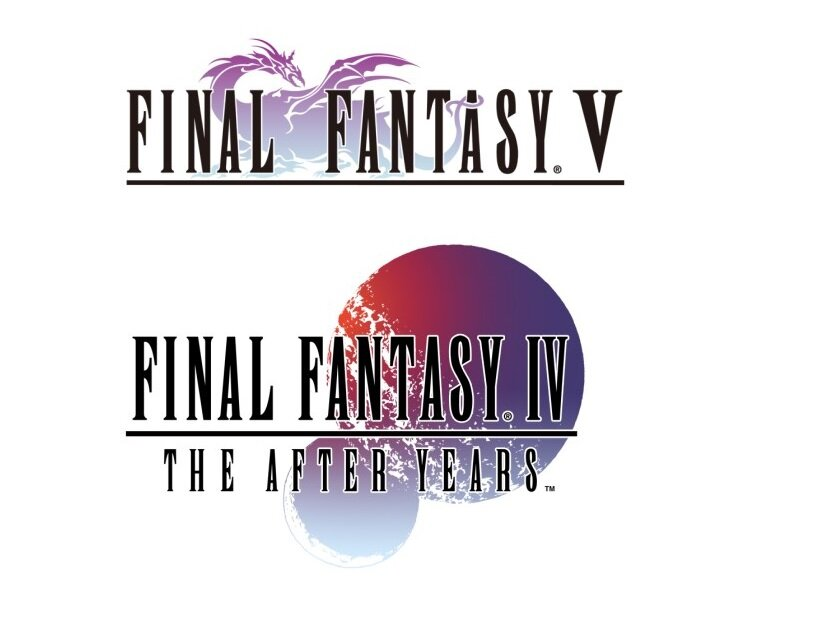 logos ffv & ffiv the after years