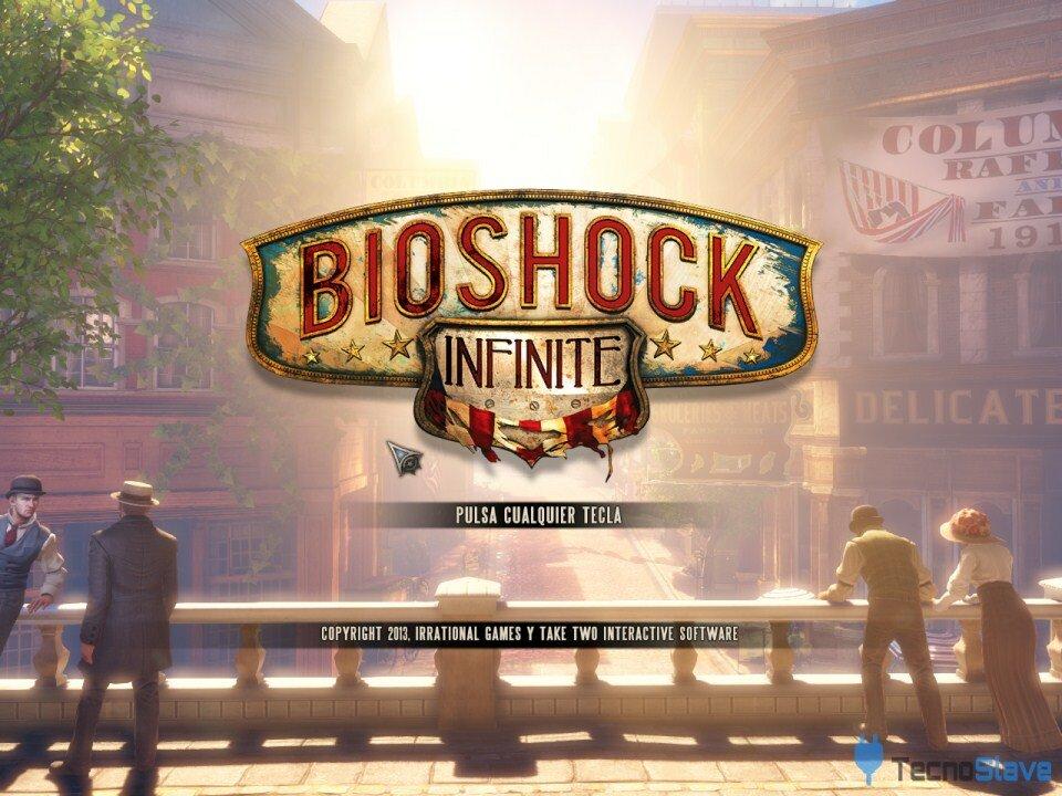 BioShock Infinite - 1