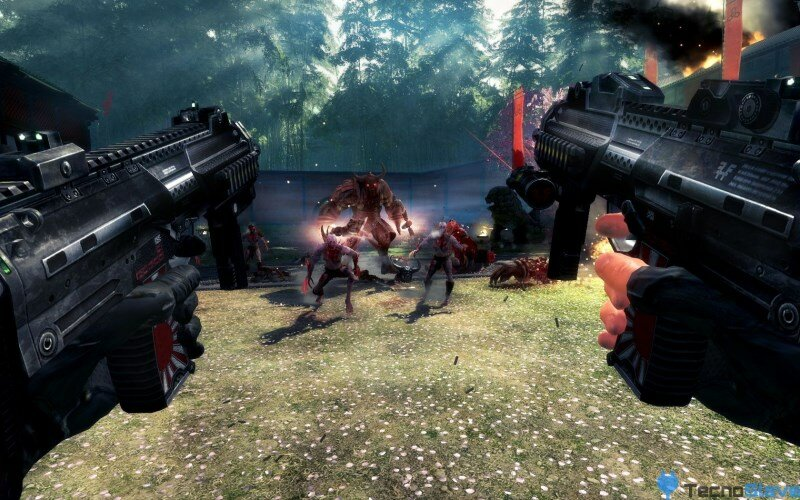 Shadow Warrior 2 Análisis Shadow Warrior
