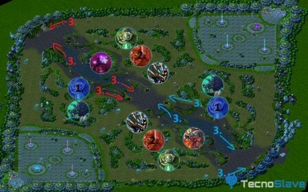 mapa lol new 960 x 600 448x280 Guía Zac: Jungla