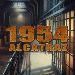 1954 Alcatraz - Logo
