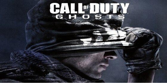 Call of Duty Ghosts Portada
