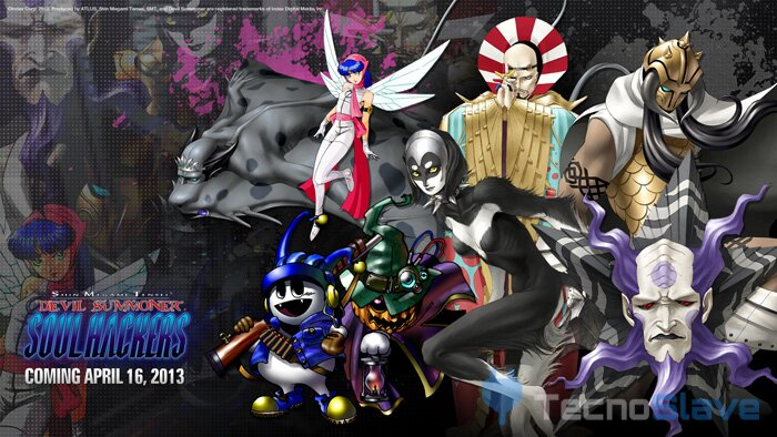 Demonios - Devol Summoner Soul Hackers