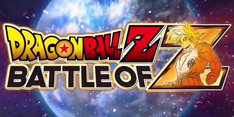 Dragon Ball Z Battle of Z Slider