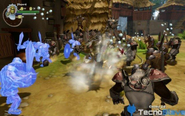 Orc Attack flatulent rebellion 1