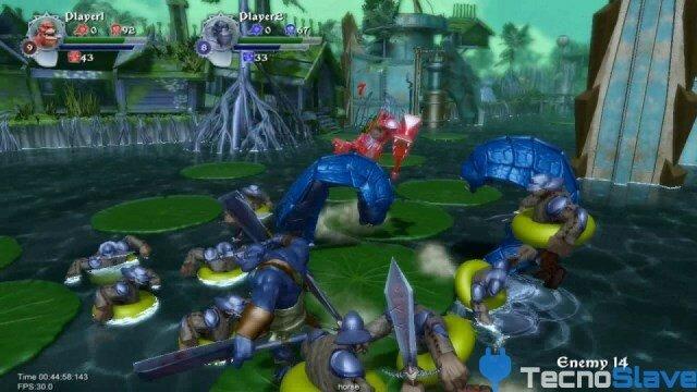 Orc Attack flatulent rebellion 2