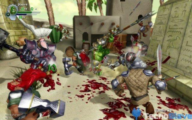 Orc Attack flatulent rebellion 4