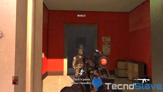 Takedown Red Sabre 0003
