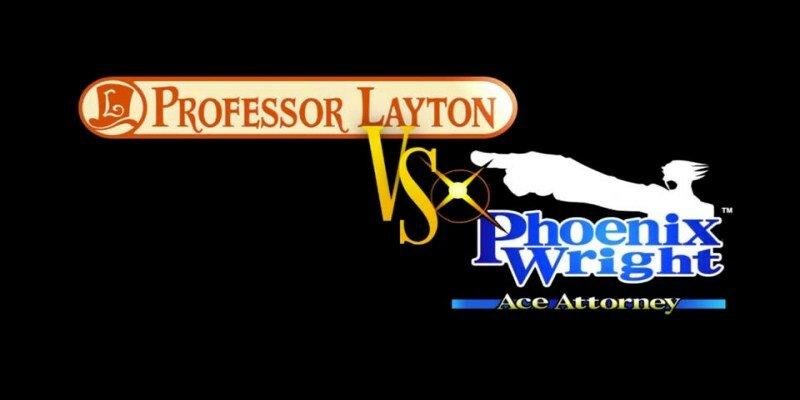 Profesor Layton vs. Phoenix Wright Ace Attorney