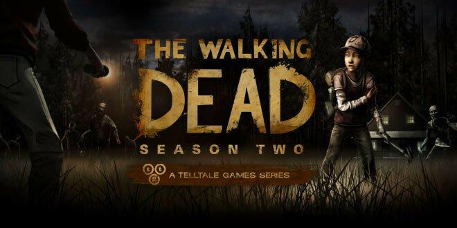 The Walking Dead - Season 2 - Logo