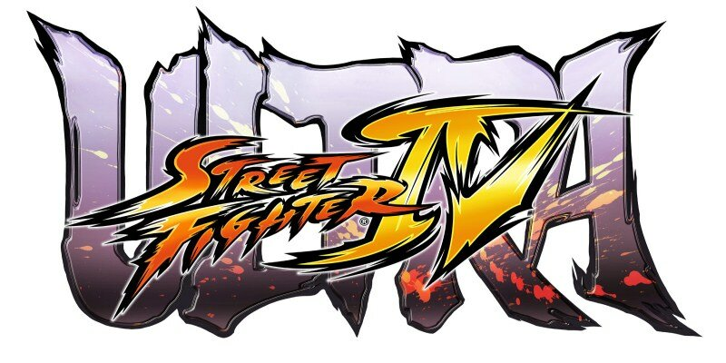 Ultra Street Fighter 4 Logo