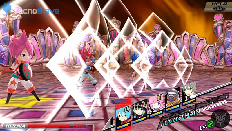 Conception II - Combate