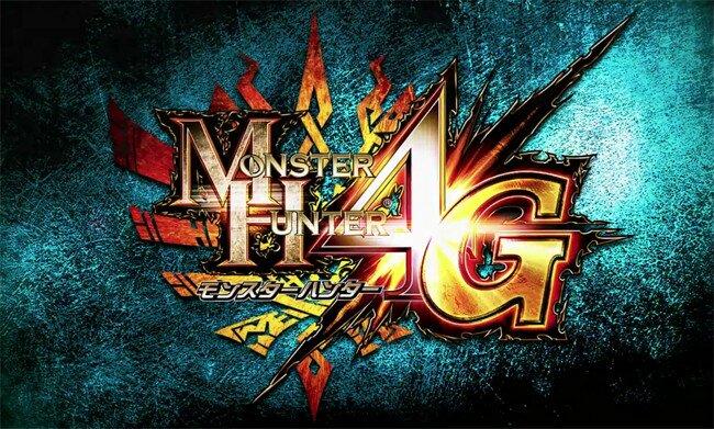 Monster_hunter_4G_logo