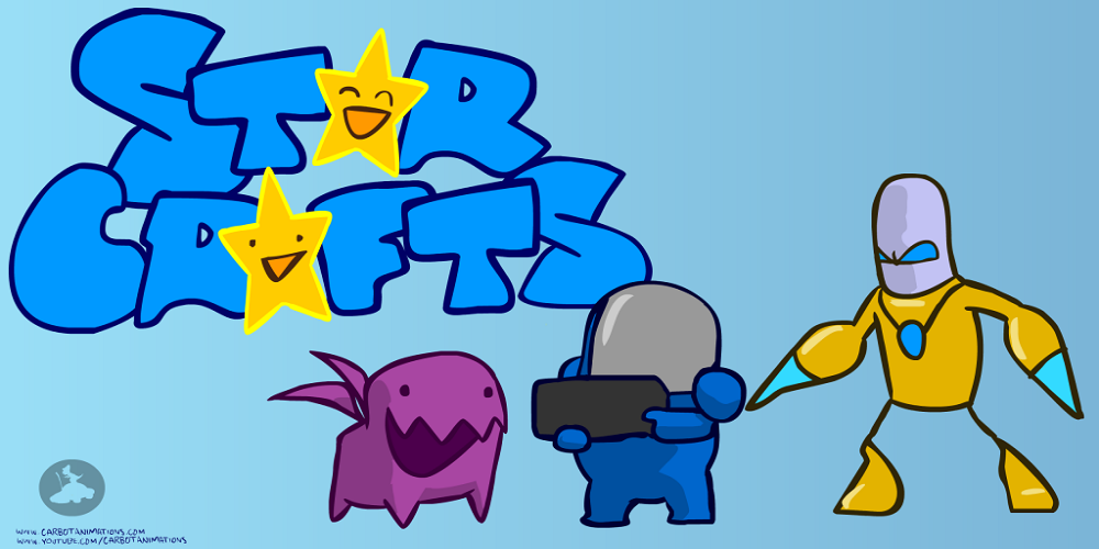 StarCrafts - CarBot Animations