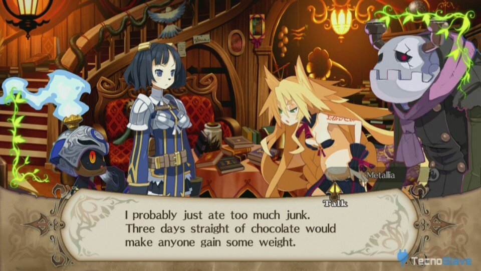 The Witch and the Hundred Knight - 5