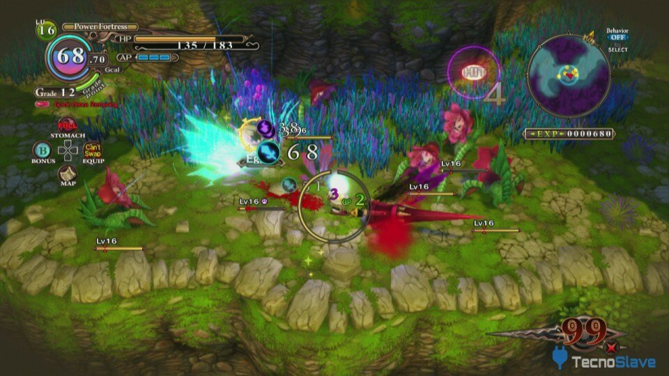 The Witch and the Hundred Knight - 8