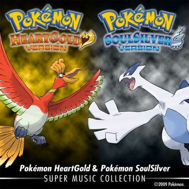 banda sonora pokemon heartgold silversoul