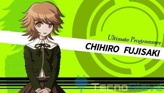 Danganronpa Trigger Happy Havoc - Chihiro Fujisaki