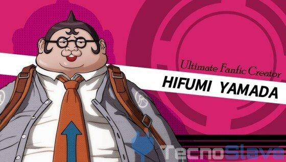 Danganronpa Trigger Happy Havoc - Hifumi Yamada