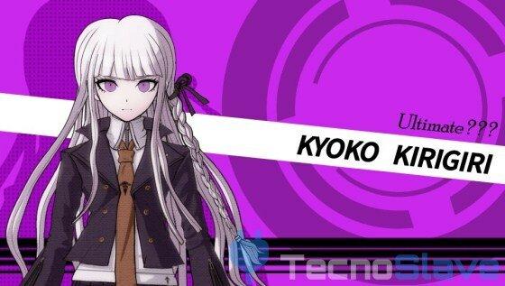 Danganronpa Trigger Happy Havoc - Kyoko Kirigiri