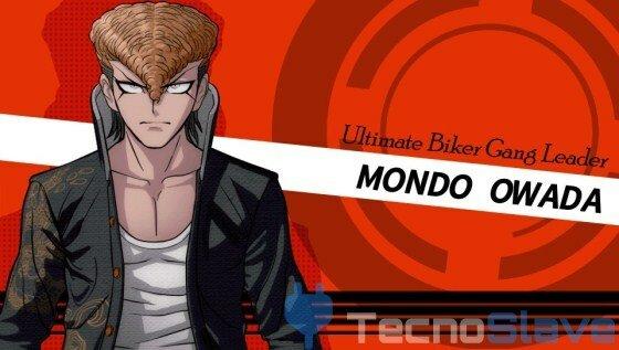 Danganronpa Trigger Happy Havoc - Mondo Owada
